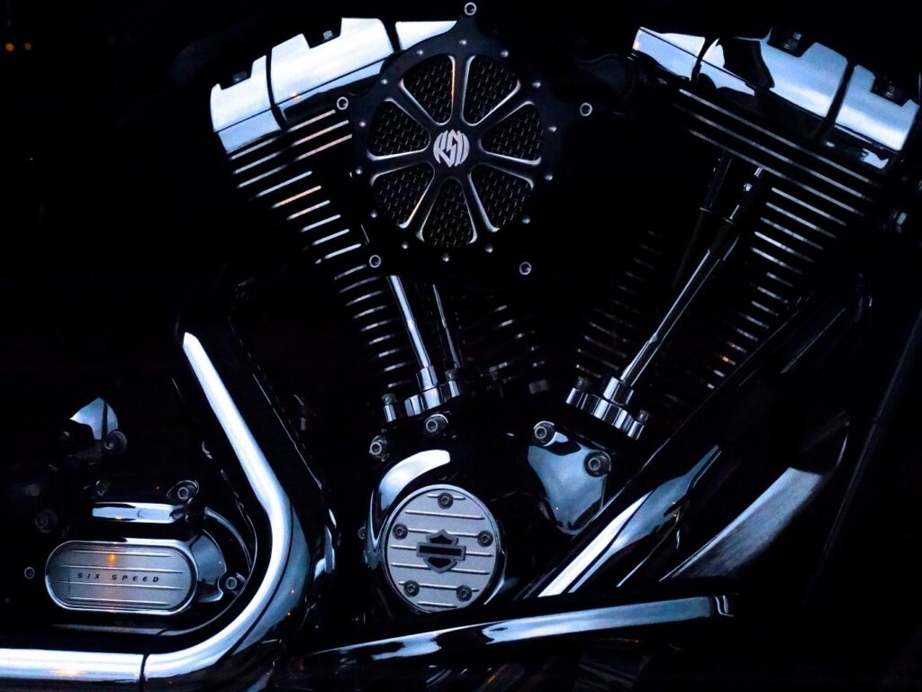 Online demand for Harley Davidson OEM motorcycle parts is increasing